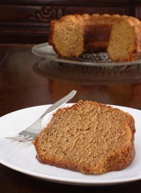 Rosh Hashana Agave Cake