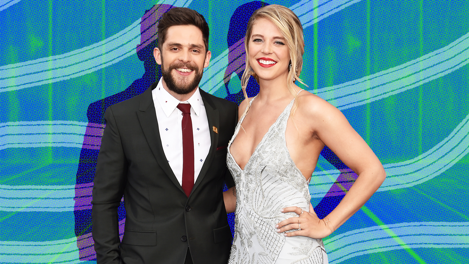 0086652b84 Thomas Rhett   Lauren Akins  What to Know About Country Music s Cutest  Family
