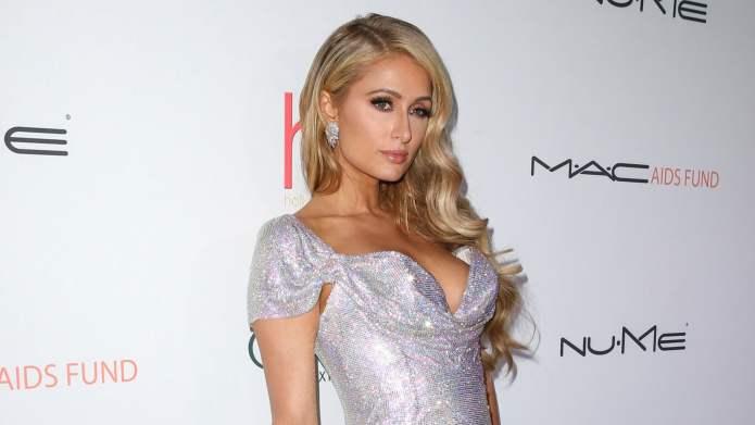 Paris Hilton and Chris Zylka Are