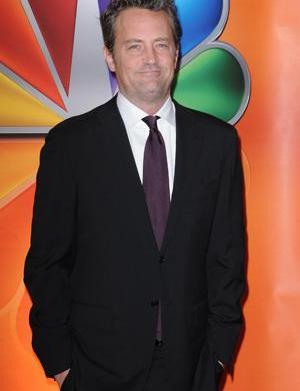 Chandler Bing back on TV! Matthew