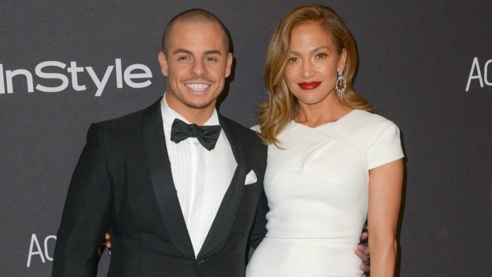 The reason Jennifer Lopez & Casper