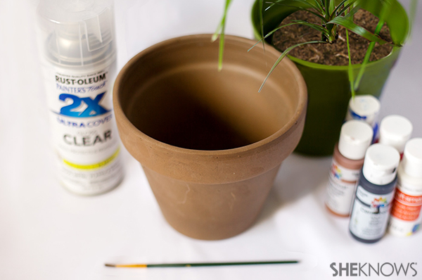 Earth day plant crat | Sheknows.com - supplies