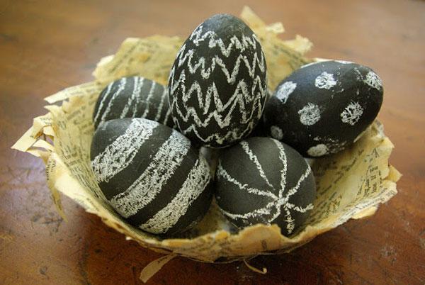 25 Easy Easter crafts for moms: Easter egg 2