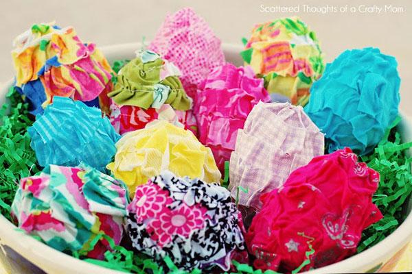 25 Easy Easter crafts for moms: Easter egg 5