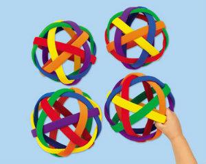 Easy-catch balls