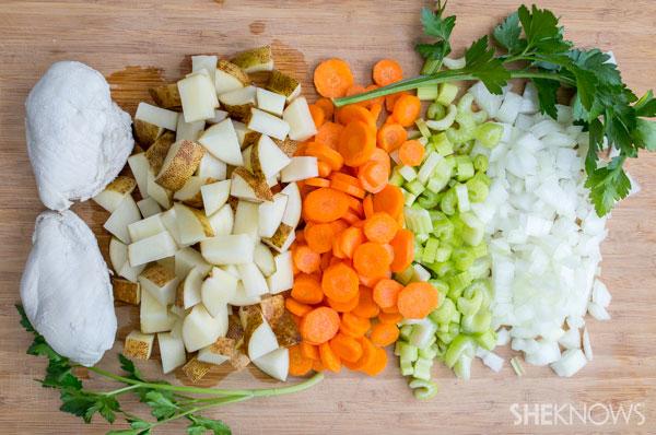 Quick Chicken And Potato Soup Sheknows