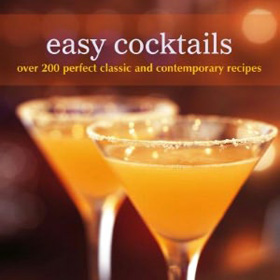 easy cocktails book