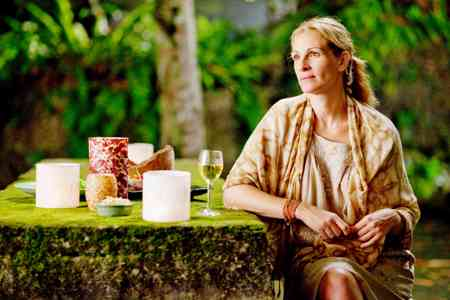 Eat Pray Love hits screens!
