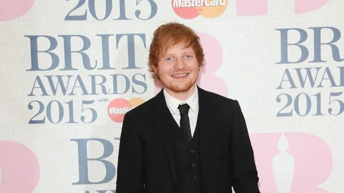 Proof that Ed Sheeran has the