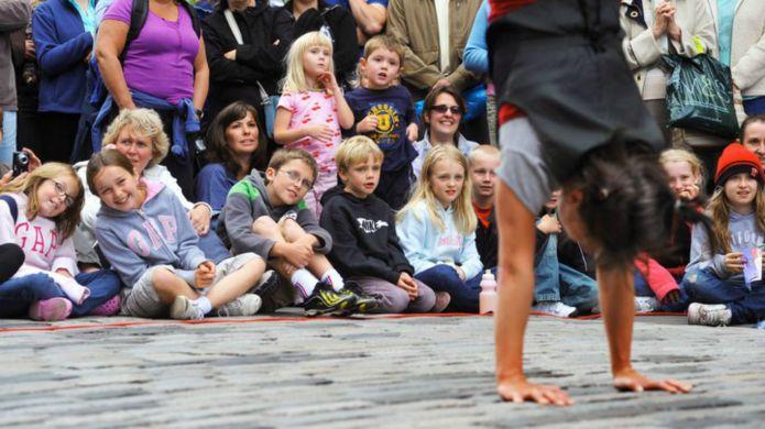 Parents' guide to the Edinburgh Fringe