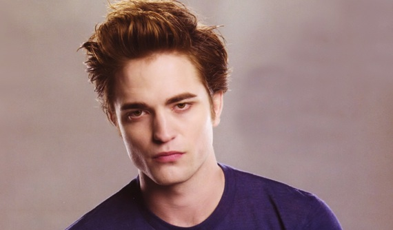 Edward Cullen from the Twilight Saga