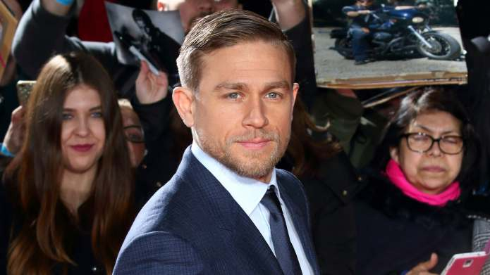 Charlie Hunnam's Workout Plan Is One