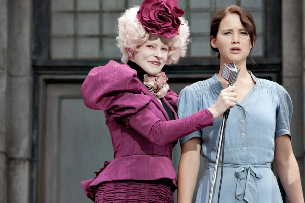 Effie Trinket, Katniss Everdeen