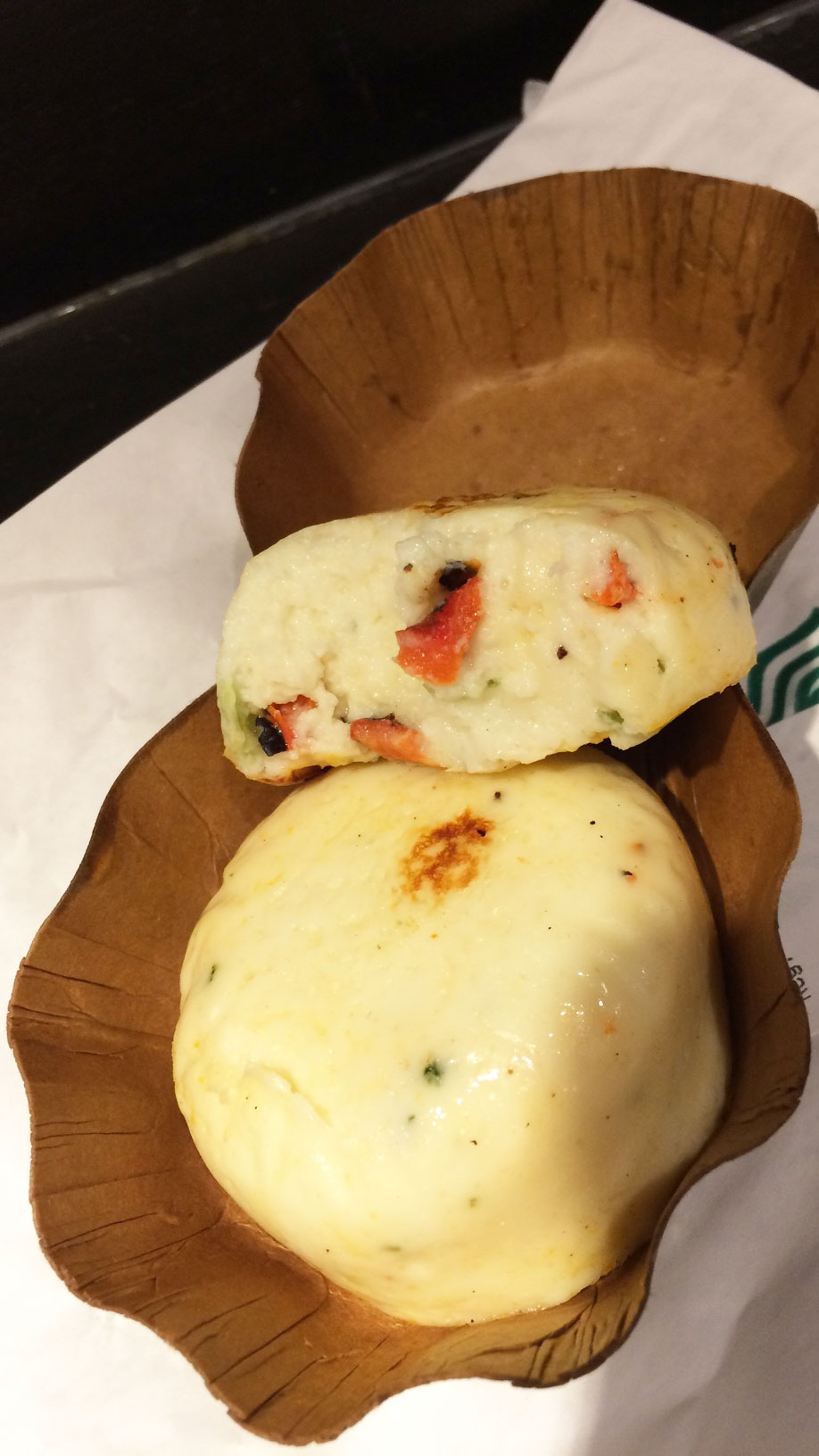 We Tried Starbucks New Sous Vide Egg Bites And Were We Ever