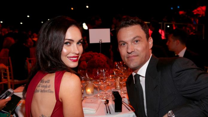 Brian Austin Green & Megan Fox