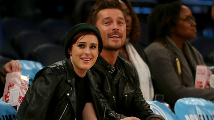 Rumer Willis and Chris Soules might