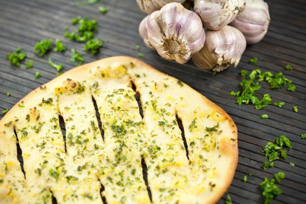Garlic infused recipes