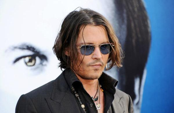 Playing Cupid for Johnny Depp, Tom
