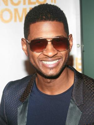 R&B singer Usher