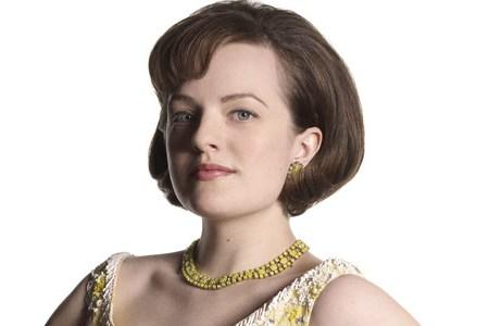 Elizabeth Moss is Peggy Olson
