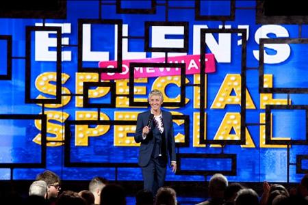 Ellen DeGeneres Somewhat Special Special