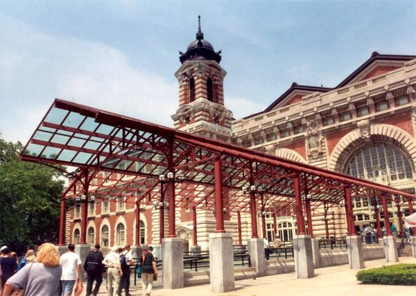 Ellis Island now
