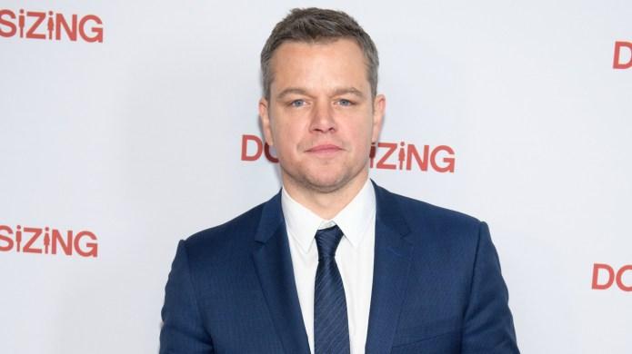 Matt Damon's Father Dies After Long