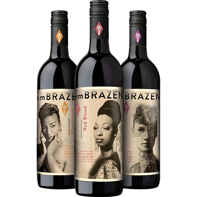 emBRAZEN Wine Trio