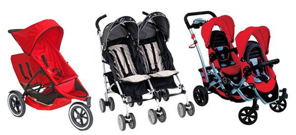 Double stroller showdown