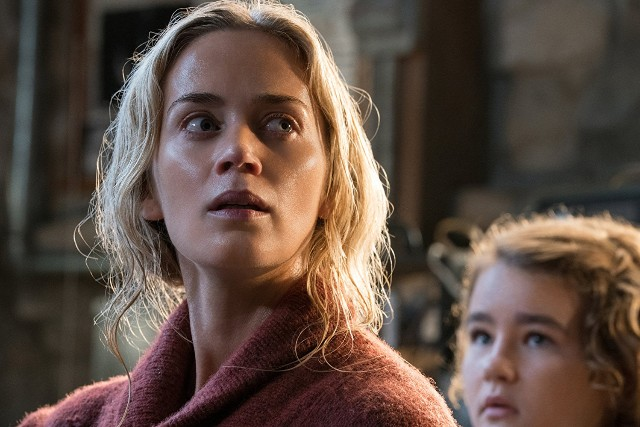 Photo of Emily Blunt in 'A Quiet Place'