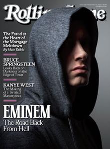 Eminem Rolling Stone cover