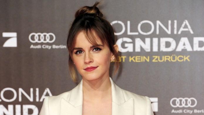 Premiere COLONIA DIGNIDAD Featuring: Emma Watson
