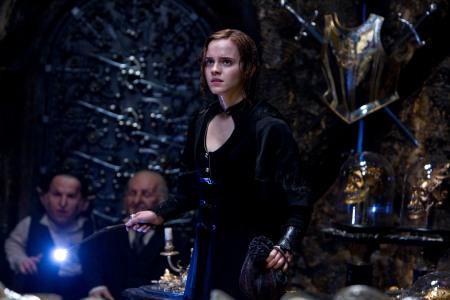 Emma Watson is Hermione