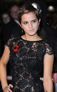 Emma Watson Dazzles At Harry Potter London Premiere Sheknows