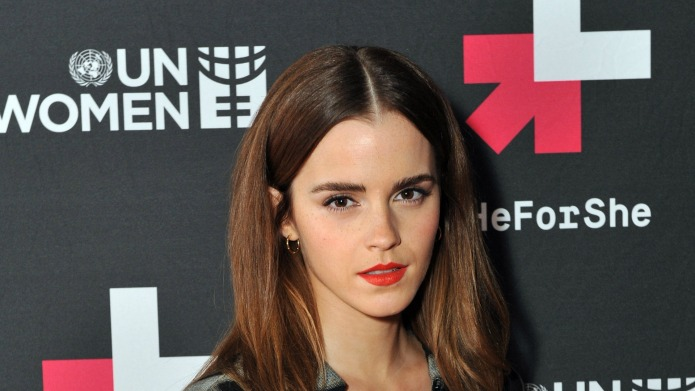 Emma Watson on Time's list of
