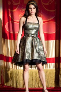 Emmy nominee Lea Michele