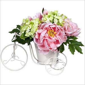 Silk flower arrangment Wayfair.com