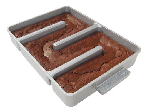 endless edge brownie pan