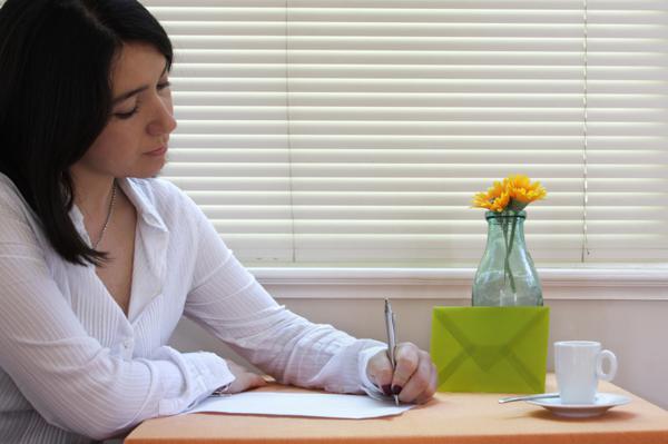 Monday Mom challenge: Write it down