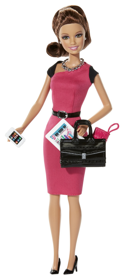 Entrepeneur barbie | Sheknows.com
