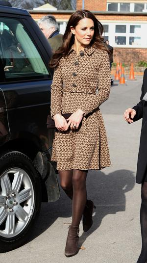 Friday's Fashion Obsessions: Kate Middleton and