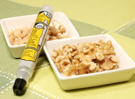 EpiPen and food allergies
