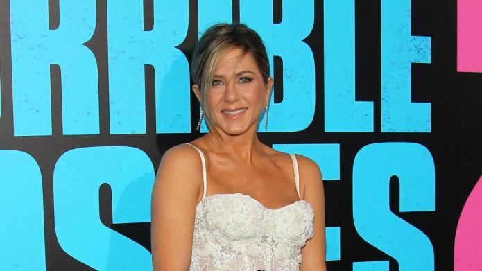 Watch Jennifer Aniston put a ballsy