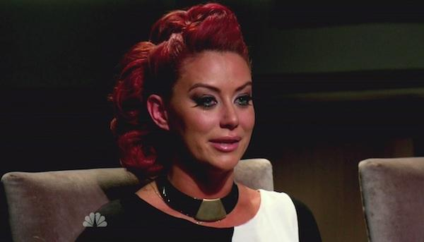 Aubrey O'Day quits Celebrity Apprentice for