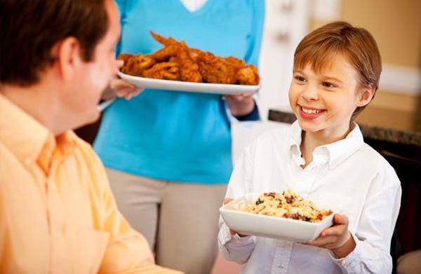 10 Mealtime etiquette tips