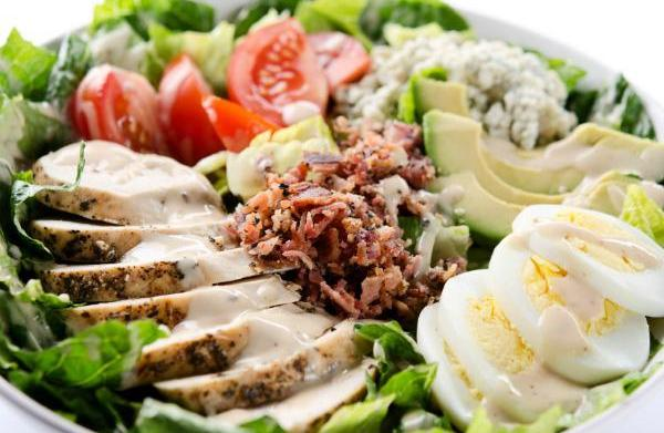 3 Under-500-calorie lunches