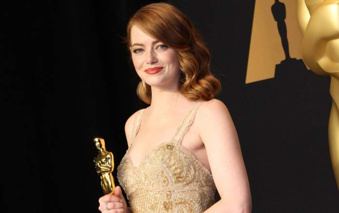 Brie Larson Fangirled for Emma Stone's