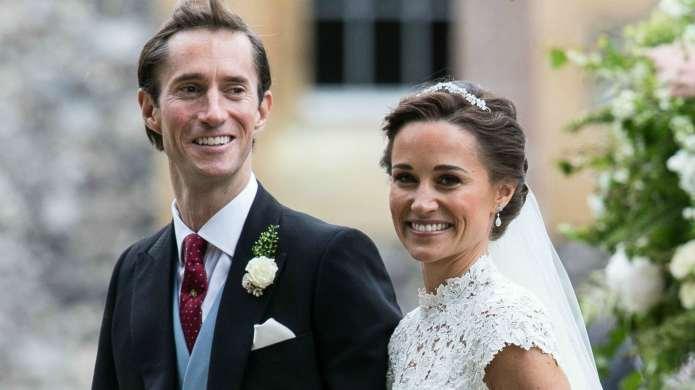 Pippa Middleton's Australian Honeymoon Looks Chill