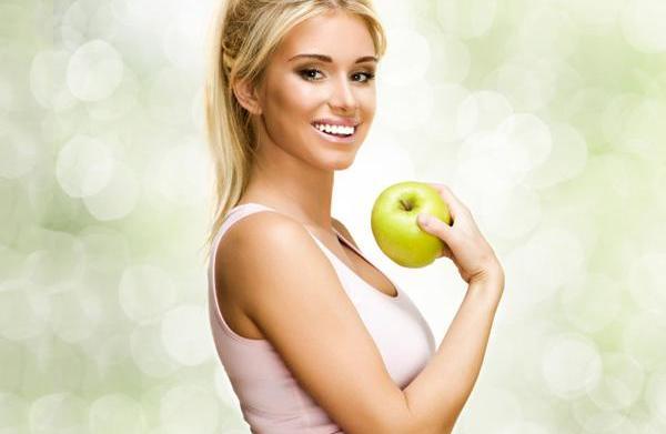 The white smile diet