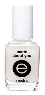 essie's matte about you